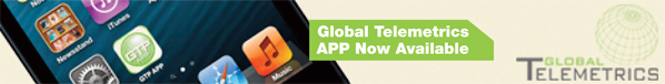 Global Telemetrics App Now Available